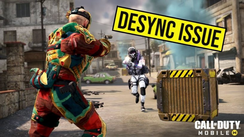 Cod Mobile Season 9 Update To Fix Desync Issue Cod Mobile Nuke