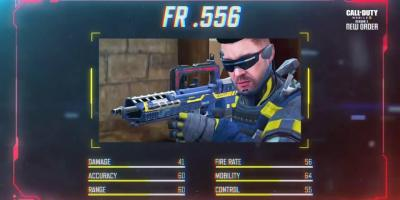best FR .556 gun loadout